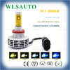 Car LED Light Bulb CE ROHS Headlight Bulb H4 H11 H13 9005 9006 5 colors