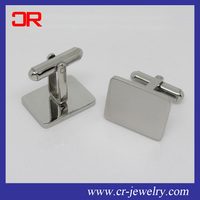 Silver Jewelry Personalised DIY Cuff Link