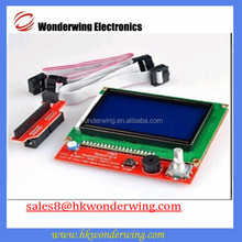 RAMPS1.4 LCD12864 RAMPS1.4 Intelligent Controller 3D Printer LCD Control Panel