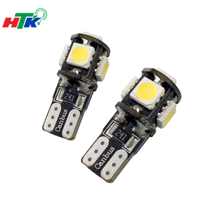 CANBUS T10 5SMD 5050 car accessories interior led light