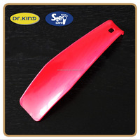 Multicolor plastic amenities daily use shoe horn
