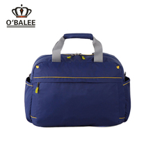 Alibaba gift bag trolley system 420D jacquard mini portable ambassador travel bag price with lock zipper