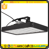 High Luminous 5700K PC Lampshape Material 300w Outdoor LED Flood Light