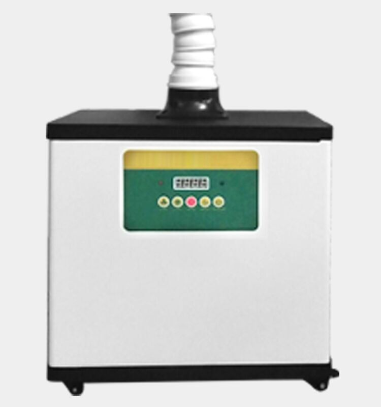<strong>Factory</strong> price white color display nail salon extractor for nail salon fume extractor