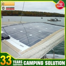 100W Marine Waterproof Semi Flexible Solar Panel
