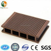 wpc clips / wood plastic composite deck board / WPC factory in China