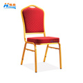wholesale steel stacking banquet hall design hotel chair for sale