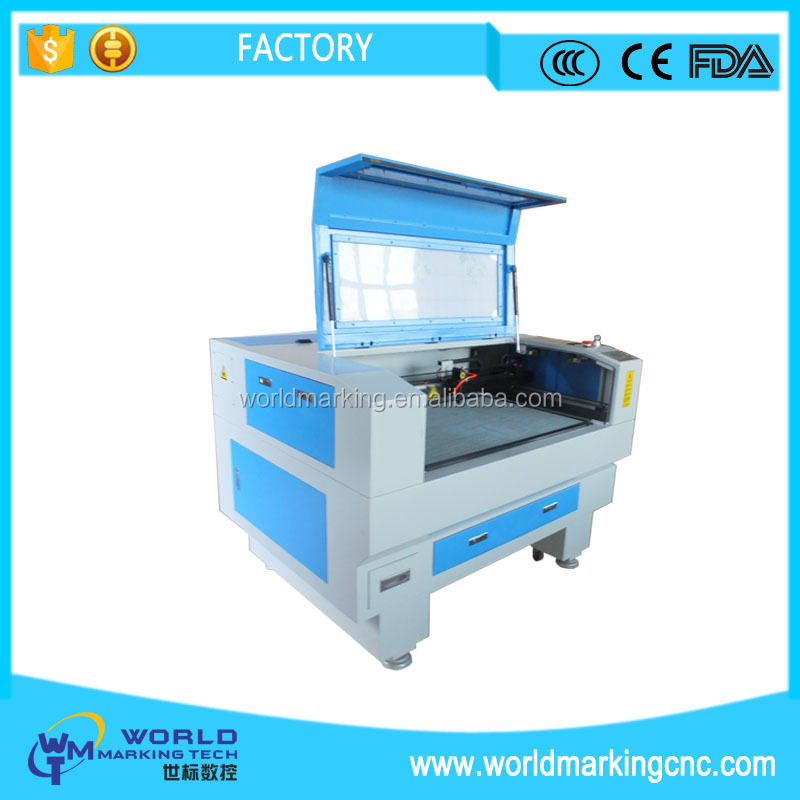 Factory supply high quality mylar stencils laser cutting machine