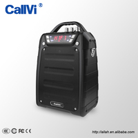 Callvi V-833 1000W High Quality Powerful UHF Wireless Square Dancing Loud Digital Power Amplifier