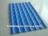 plastic roof tile