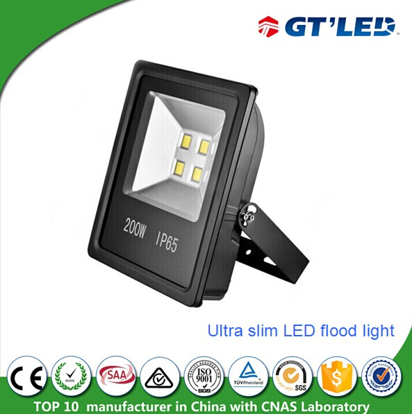 Factory Price 3 Years Warranty Tennis Court LED Flood Light 200w