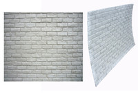 Hot sale light weight fiberglass wall paneling home depot