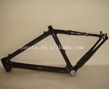 sonata carbon mtb 3k bicycle frame 17 inch