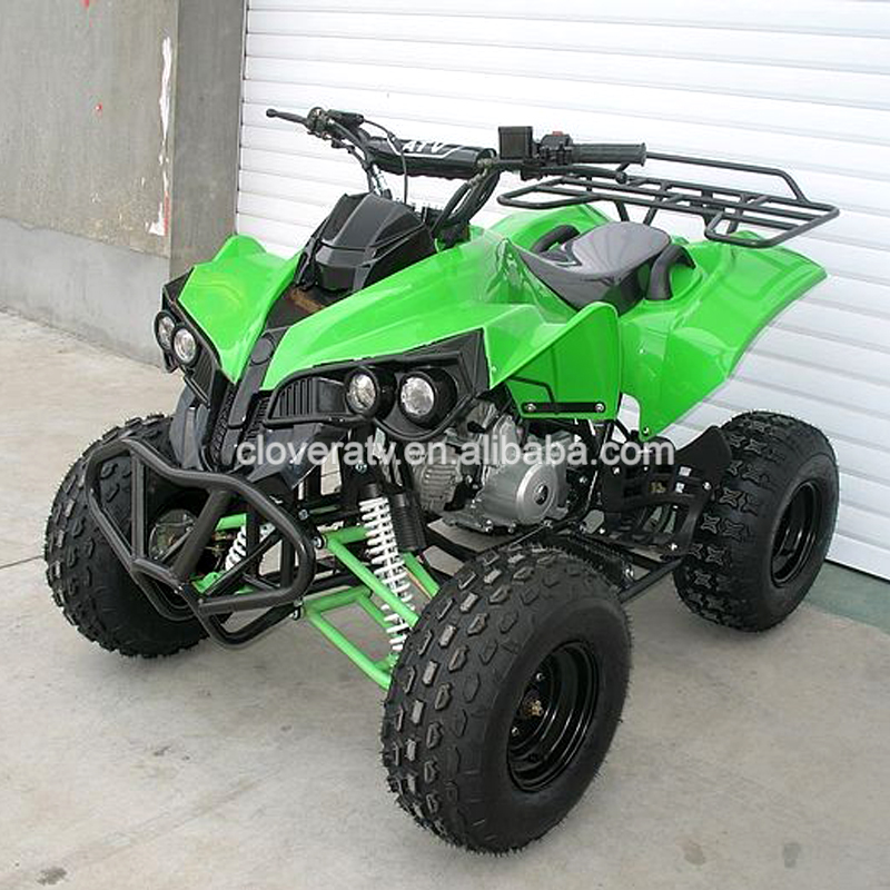 Four Stroke Air Cooled Quad Bike 110cc 125cc ATV with International Gear