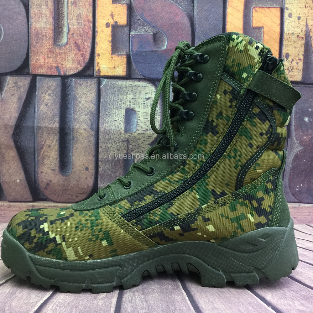 Best Price Tactical Combat Military Camouflage Boots