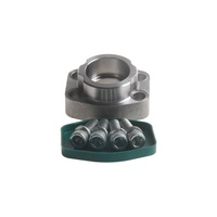 ISO6162 1/2 Forged Stainless Steel 35 Bar Socket Weld Flange