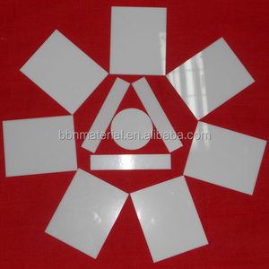 Customized 99.6% al2o3 alumina ceramic substrate