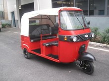 New Indian Bajaj Taxi Tricycle(KN205ZK)