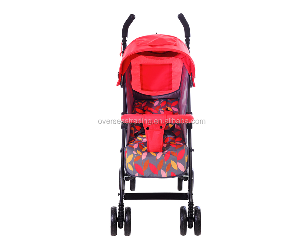 Colorland Baby Stroller, Lightweight Pram, cute Baby buggy