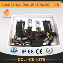 wholesaler slim/canbus/quick start H1,H3,H4,H7,H8,H9,H11,H13,9004,9005,9006,9007 35w 55w 75w xenon hid kit