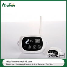 Top Quality Electric Remote Control dog fencing A Water-resistant TPU collar with power lvevel