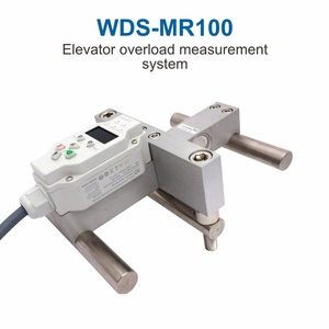 SUMMIT WDS-MR100 Integrated digital elevator cable overload control device clampled on tension wire rope for traction elevator