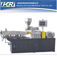 TSE-30B mini lab pelletizing twin screw exruder
