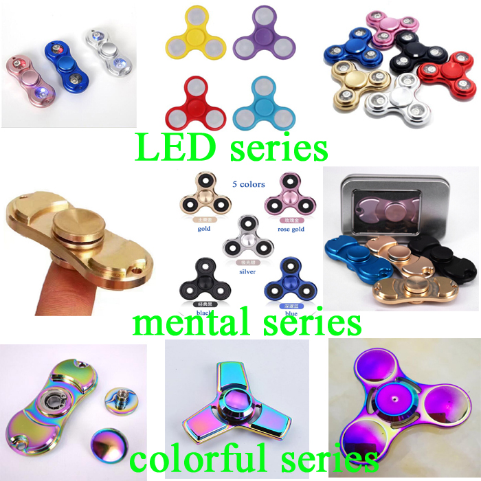 many in stock Factory Wholesale price light glow spinner