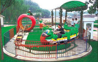 2016 New Hot Worm Slide Train Amusement Park Equipment Roller Coaster Ride for Sale