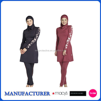 Hot Sex wholesale Women Swimwear Ladies Modest Islam Muslim Swimsuit