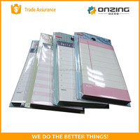 A5 quality horizontal lined thick writing paper office supplies