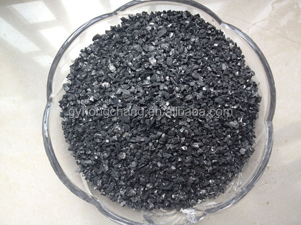 washed water treatment filter media anthracite 90%