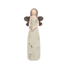 Wholesale resin no face promotional Angel figurine