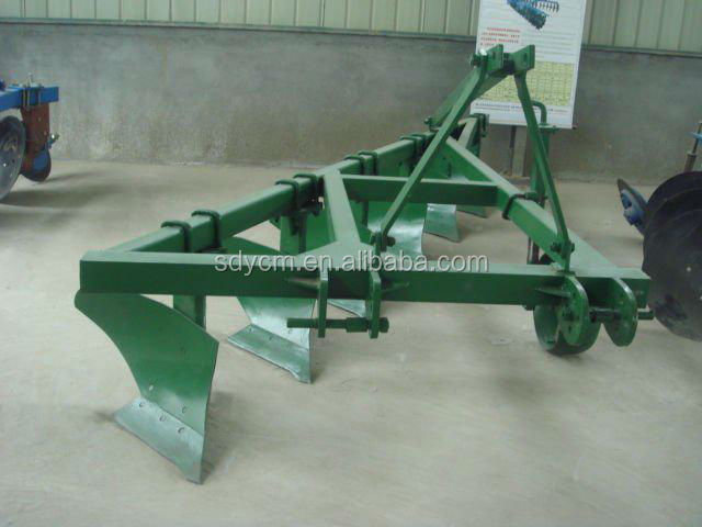mini farm tractor plow