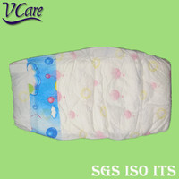Wholesale Soft Comfortable Organic Cotton Baby Diaper