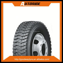 Autoride Chinese New Radial Truck Tire Cut resistant Tire 11.00R20