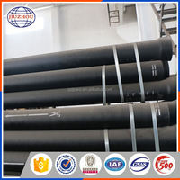 Used For Water Or Other Liquids Ductile Iron Pipe