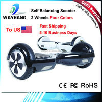 2015 Best New Year Christmas Gift Two Wheels Electrical Hoverboard/Balance E Skateboard/Scooter Mobility Self Balancing