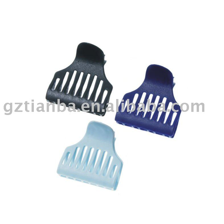 salon hair claw,hair claw clip,plastic hair claw