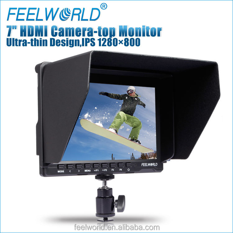 best price 7inch hdmi field lcd monitor used for steadycam camera equipment