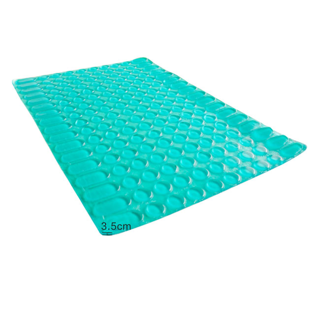 Cooling PU gel seat pad for cooling conforming comfort and support - Jozy Mattress | Jozy.net
