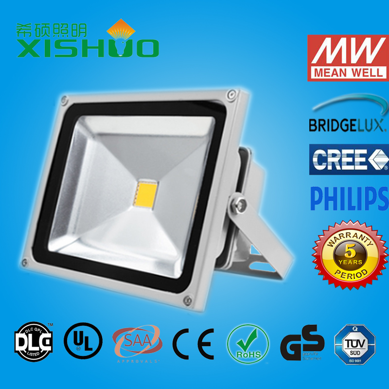 led tennis court lighting led sport field lights led flood light outdoor 200w with CE Rohs Listed