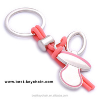 metal promotion nipple custom keychain,key chain (BK11141)