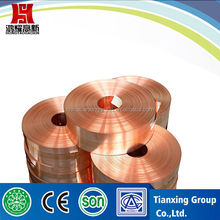 TX-14 copper strip for copper door