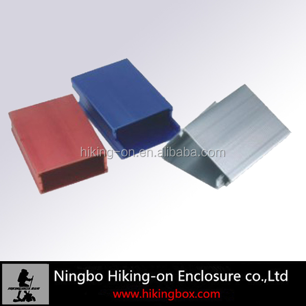 HIKINGBOX small extruded aluminum enclosure for electronic