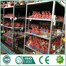 CIMT marine Good quality cast steel valve butt weld gate valve with low price for Indonesia machine manufacturers