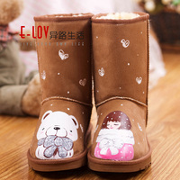 NO.U002L 2016 hot sales high quality and cheap womens shoes womens boots