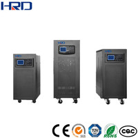 Home Use DSP System 3 Phase single phase 220V High Frequency 10Kva Online UPS