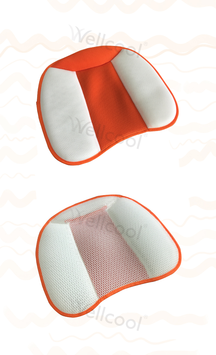 wellcool 3d mesh fabric office seat chair pad