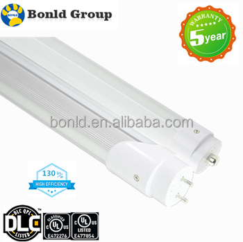 UL,DLC 5 YEARS WARRANTY 2400MM 8FT 40W TYPE B chinese tube led